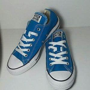 NEW CONVERSE ALL STAR BLUE M-5 L-7